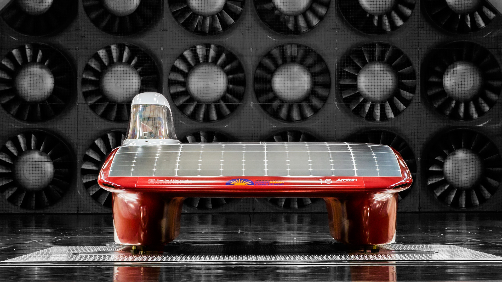 STANFORD SOLAR CAR PROJECT