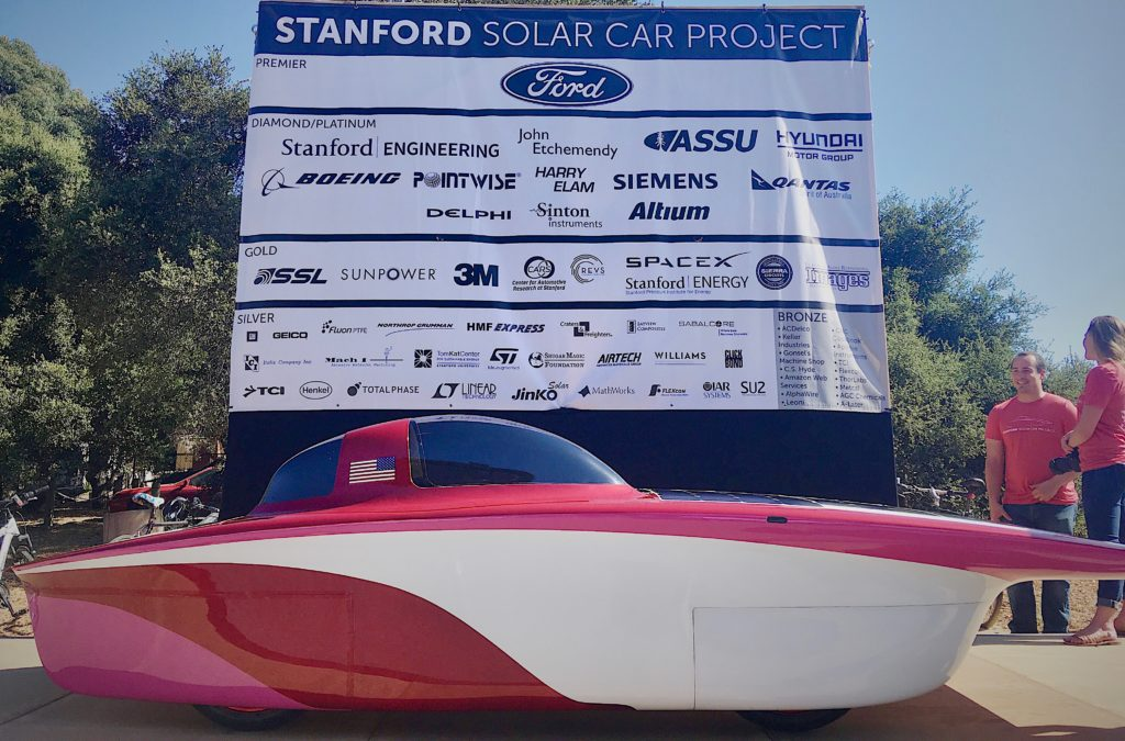 Thank you to all of our generous sponsors and supporters for helping us build Sundae!