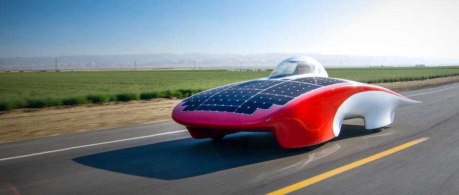 The Stanford Solar Car