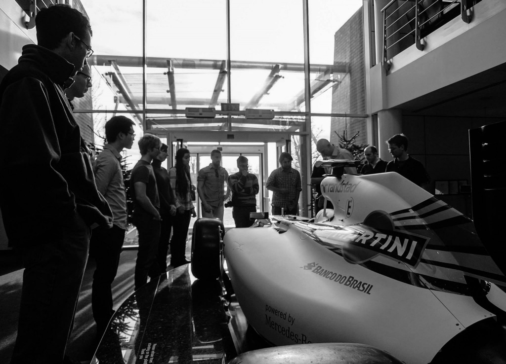 A preview of our trip to visit Williams F1 and their Advanced Engineering division in the UK